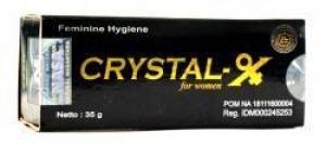Jual Crystal x di lampung tengah